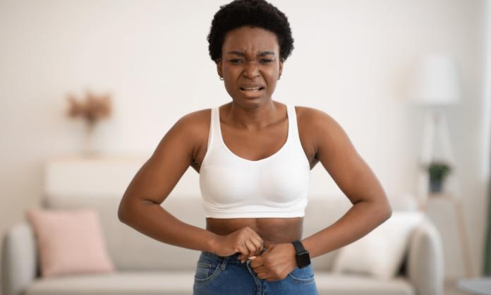weight loss goals stuck